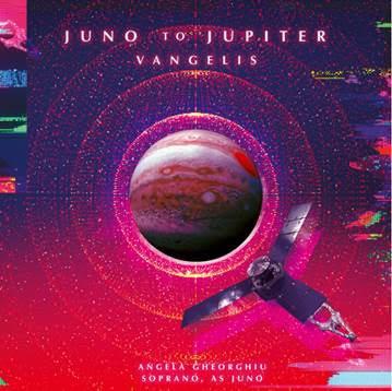 """Vangelis – Νέο άλμπουμ """"Juno to Jupiter"""""""